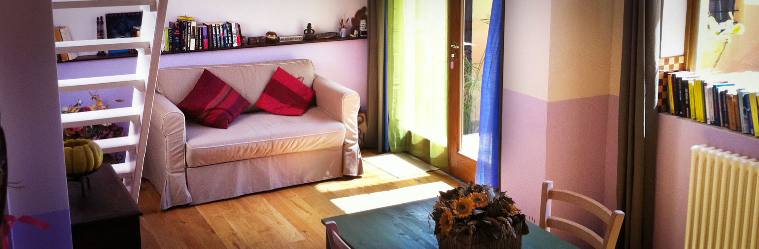 Interno Case nel Borgo bed and breakfast